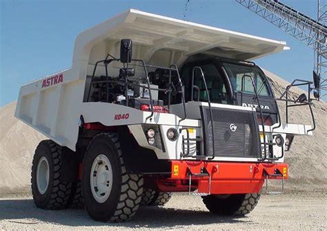 zobic dumper truck trucks astra dumper engins de btp mining equipment pinterest