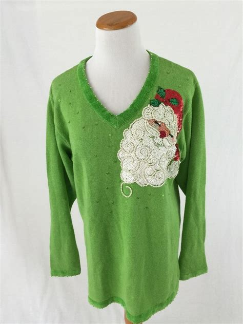 ugly green 17 best images about ugly christmas sweaters on pinterest