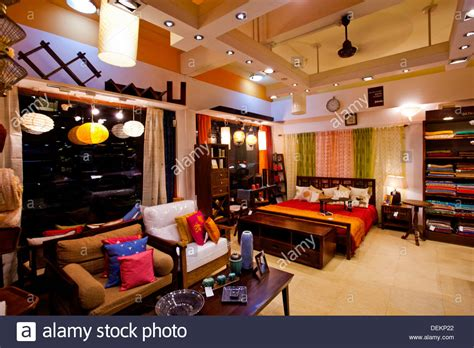 furniture for sale in a store fabindia candolim