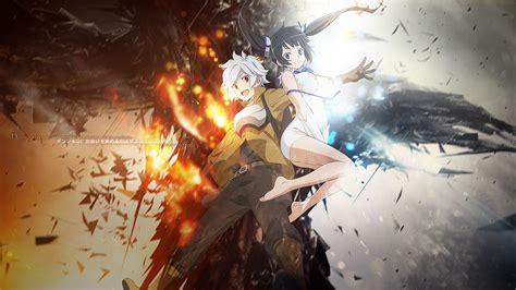 anime dungeon dungeon ni deai wo motomeru no wa machigatteiru darou ka