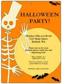 halloween invitations free templates gallery for gt printable halloween invite template