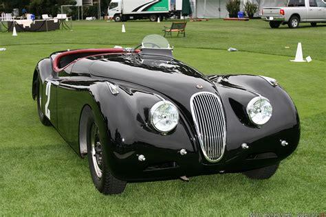 vintage jaguar xk race car classic racing jaguar xk120 2667x1779 wallpaper