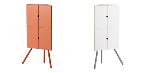 ikea ps 2014 corner cabinet the round up apartment space saving hacks the weekend