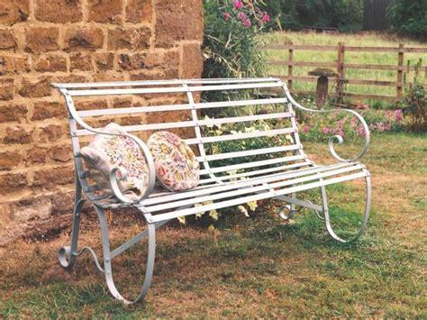 small garden benches wrought iron black wrought iron garden bench chairs seating