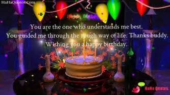287 happy birthday quotes friend english