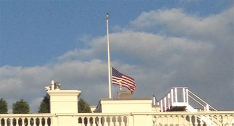 white house flag half mast white house flag half staff 28 images president obama orders u s flags lowered to
