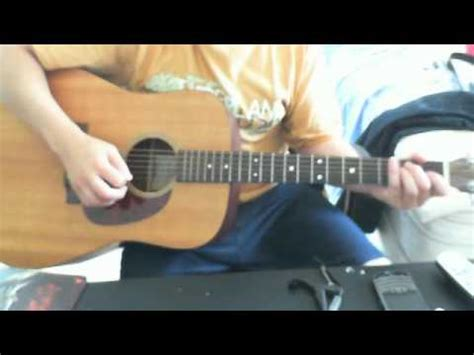 my chemical romance acoustic my chemical romance teenagers acoustic cover guitar