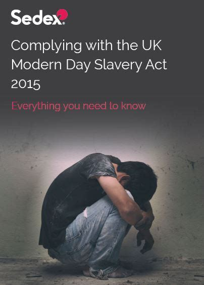 modern day slavery and 1502709910 modern slavery and human trafficking sedex