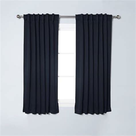 Stylish Blackout Curtains Top Blackout Curtains 2018 Room Darkening Insulated Curtains More