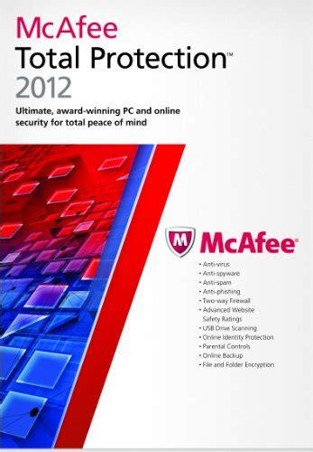 Mcafee Total Protection 2 Tahun 1 Pc booksbychel on marketplace sellerratings