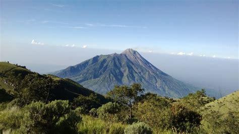 gunung merbabu misteri  jalur pendakian  pemula