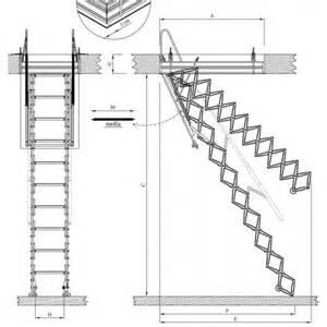 auto electric attic stairs attic ladder