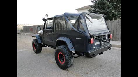 jeep scrambler custom jeep scrambler cj8 arb 44 v8 rock crawler custom