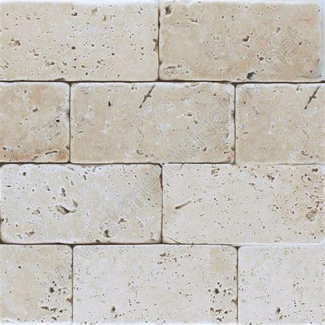 3 quot x 6 quot baja cream travertine subway tile tumbled kitchen ideas pinterest travertine