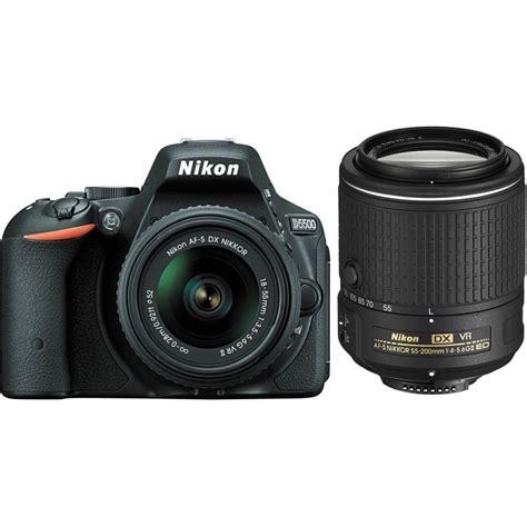 Nikon 18 200 Vr Ii nikon d5500 18 55mm vr ii 55 200mm vr ii kit must dslrs nordic digital