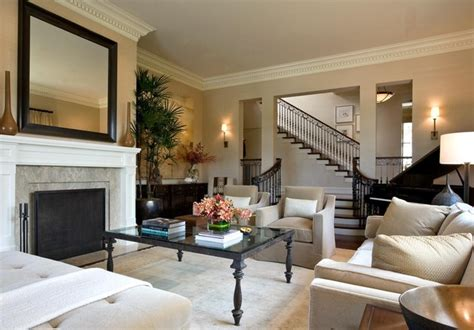 Contemporary Chiminea Crown Molding Living Room Ideas Conceptstructuresllc Com