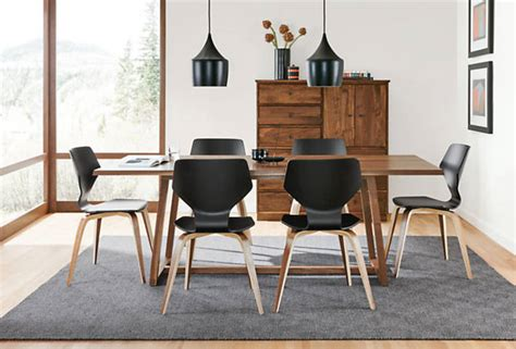 room and board pike chair home for the holidays 15 festive dining chairs to dress up your table freshome