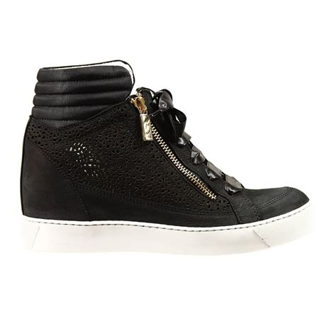 empire sneakers alberto guardiani sneakers shoes empire ankle boots wedge