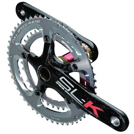 sl k light bb386evo crankset fsa slk light compact megaexo xxcycle en