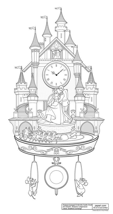 Cuckoo Clock Coloring Page cuckoo clock coloring page