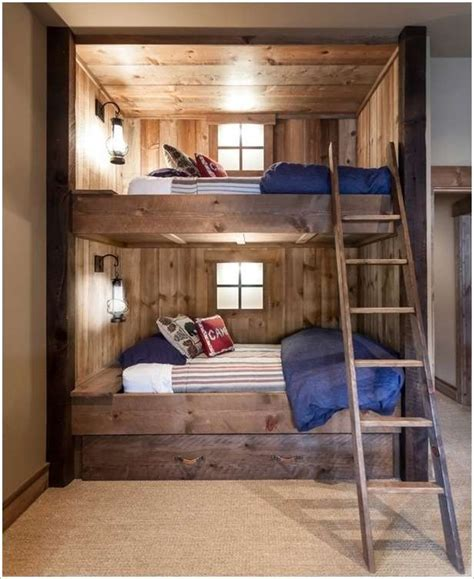 amazing bunk beds 6 amazing bunk bed lighting ideas for your kids room