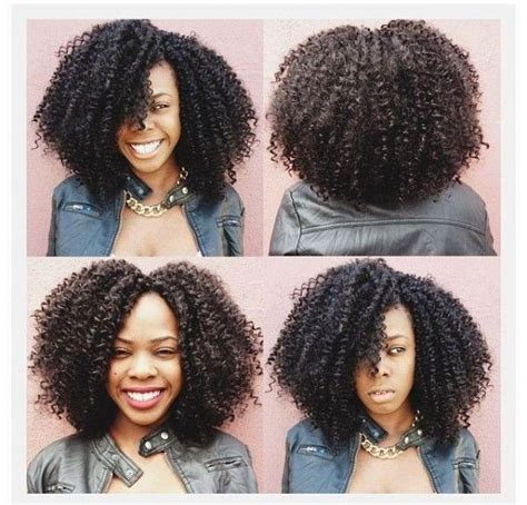 Peppy Kinky Twist Hairstyles for Black Women   Hairstyle