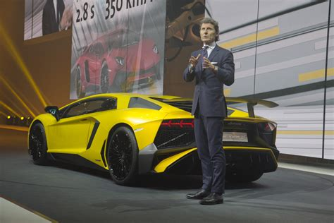 lamborghini ceo interview lamborghini s ceo stephan winkelmann design