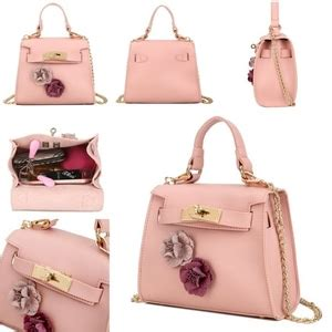 Tas Slempang Bunga tas selempang sling bag bunga wanita handbag modern model