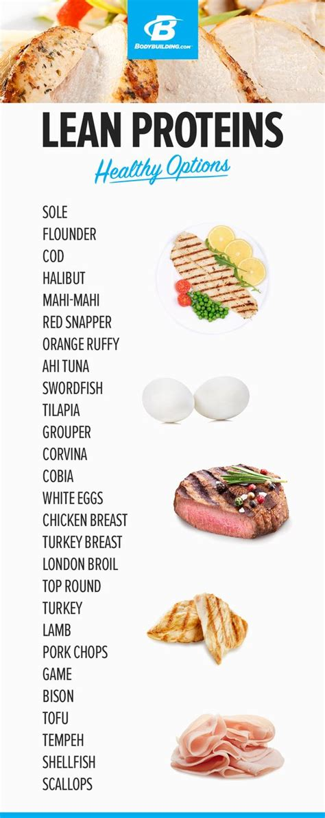 protein list the gallery for gt protein foods list for weight gain