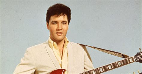 Alg Merry Top elvis blue suede shoes record images
