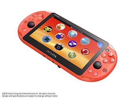 Pch 2000za24 - playstation vita wi fi model neon orange pch 2000za24 import it all
