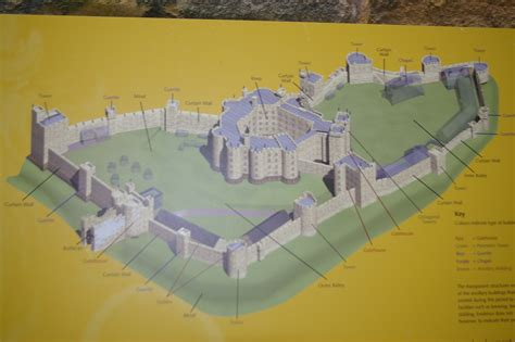 Floor Plans With Stairs by Alnwick Castle Northumberland