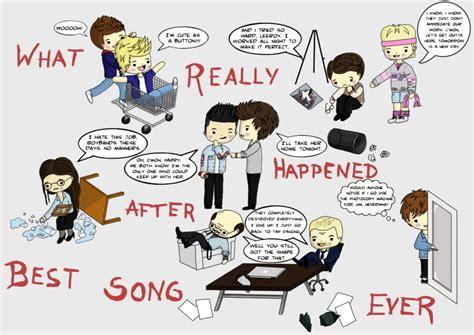 best song th what really happened after best song ever by itsdanidee on