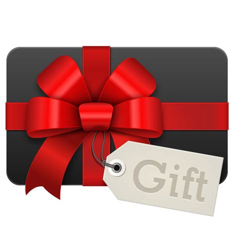Gift Card Icon - voucher icon download free icons