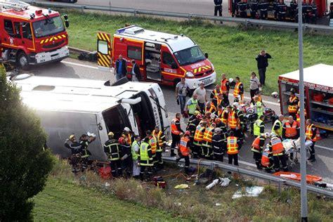 accident faits divers accident de car meurtrier 224 mulhouse