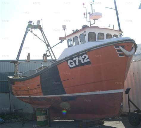 fishing boat for sale galway kingfisher 33 galway fafb