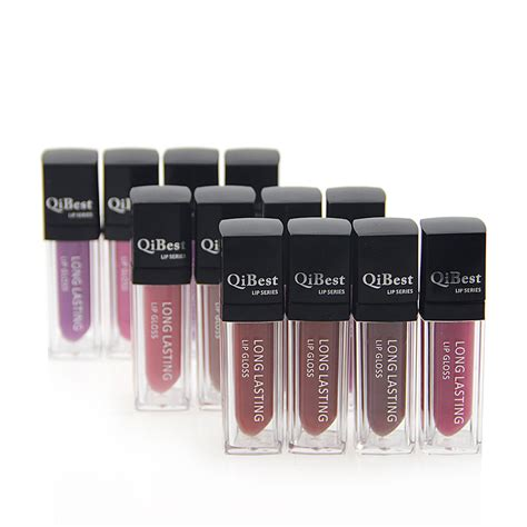 Gloss And Makeup by 12 Color Lipgloss Waterproof Makeup Lipstick Velvet
