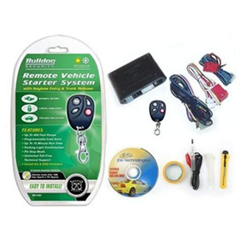 Alarm Mobil Bulldog remote starter with keyless entry mobile venue