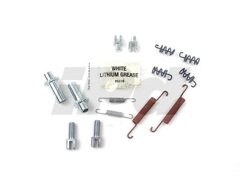 repair anti lock braking 2006 volvo v70 parking system volvo parking brake hardware kit p2 s60 v70 xc70 xc90 s80 centric 120935 118 39001