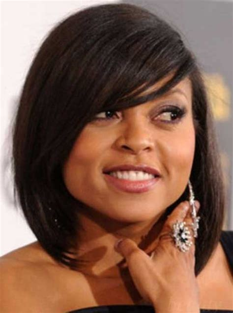 hairstyles black woman short on one side and long on the other 25 best bob haircuts black women bob hairstyles 2017