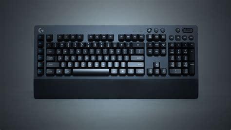 Keyboard Logitech G613 review logitech g613 wireless mechanical gaming keyboard techporn