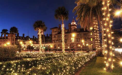 flagler college st augustine nights  lights  flickr