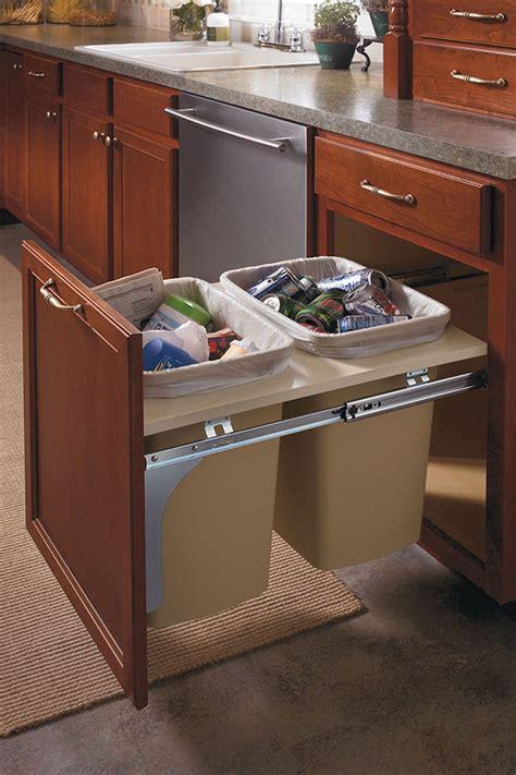 base wastebasket cabinet aristokraft cabinetry