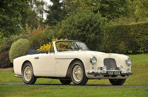 aston martin vintage classic cars outpace gold in 2011