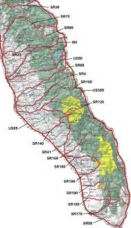 nevada mountains california map nevada climbing hiking mountaineering summitpost