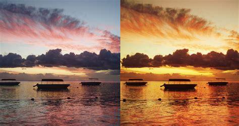 cara edit foto sunset photoshop cara membuat efek sunset pada foto dengan photoshop cs3