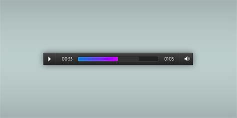 design html audio player audio player responsive and touch friendly osvaldas valutis