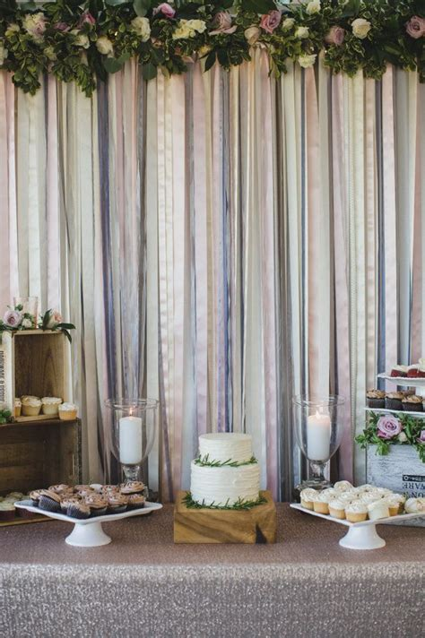 Wedding Backdrop Milwaukee by 25 Best Ideas About Ribbon Backdrop On Bridal
