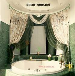 Brown Bathroom Shower Curtains » Home Design 2017