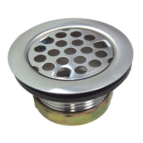 danco flat sink strainer assembly 89072 the home depot